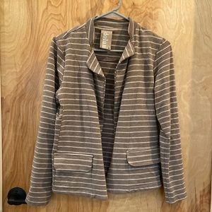 Dolan striped blazer in EUC Sz M